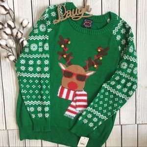 NWT Ugly Christmas Sweater